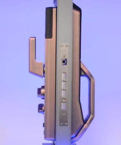 智能锁皇迪Q5,匠心铸造