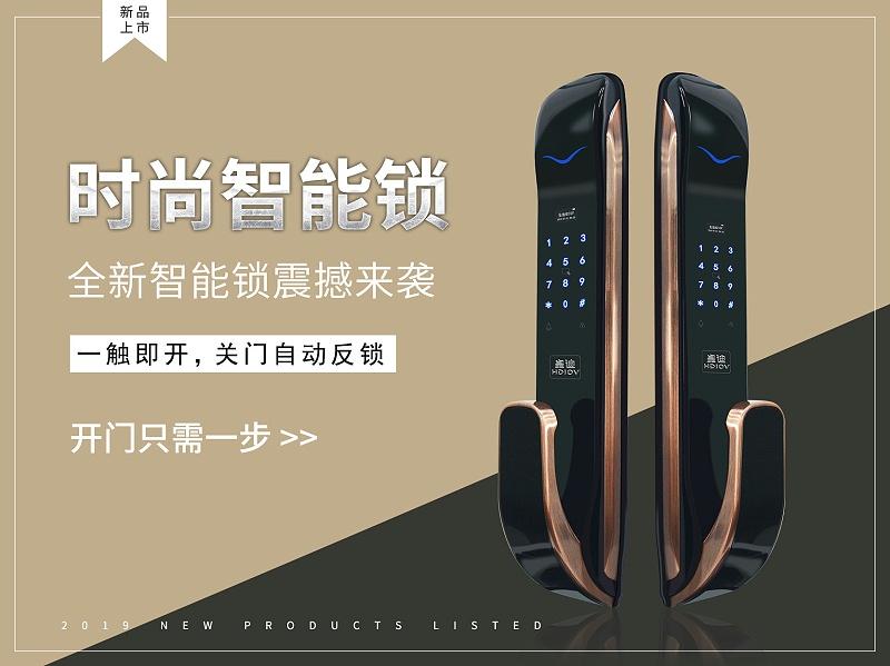 皇迪智能锁Q6L
